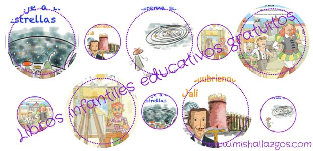 Libros infantiles educativos gratuitos