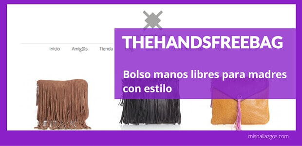 bolso manos libres thehandsfreebag