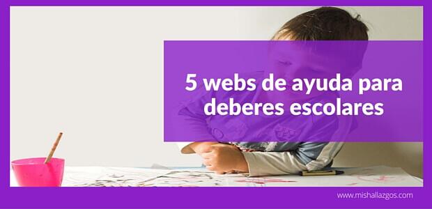 web de ayuda para deberes escolares