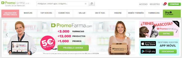 promofarma-productos de farmacia