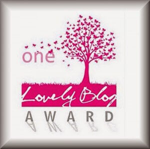 one lovely blog awards
