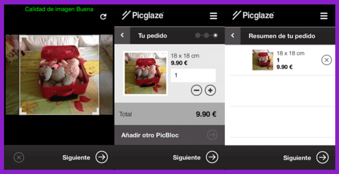 imprimir fotos desde el móvil 2