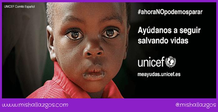 Mis Hallazgos y el reto Unicef