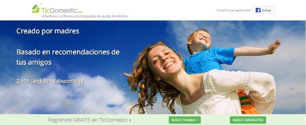 TicDomestic servicio doméstico