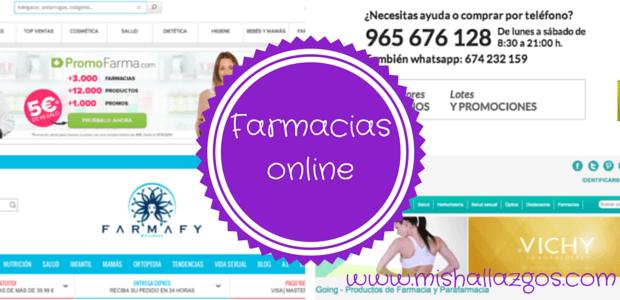 Farmacias online en Espana
