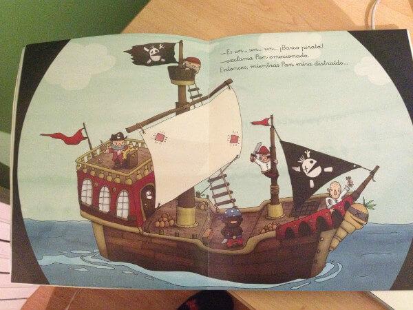 pan y los piratas comecocos 3