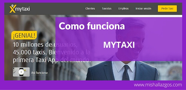 como funciona mytaxi