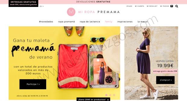 9bc4dba64 7 tiendas online de ropa premamá barata - El poder del low cost