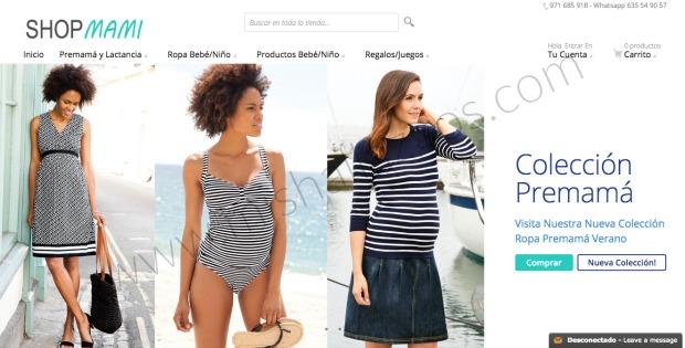 c55d3c6c9 7 tiendas online de ropa premamá barata - El poder del low cost